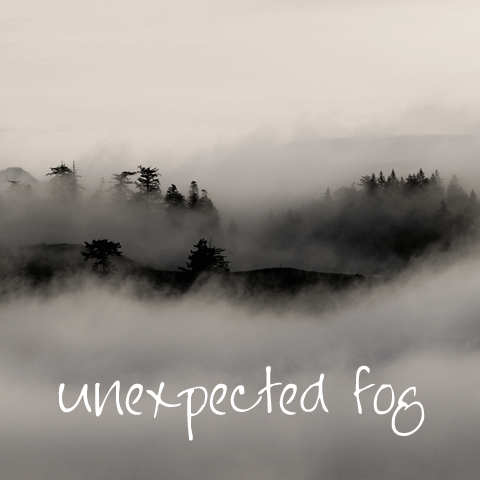Unexpected Fog