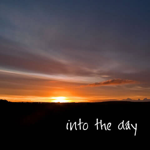 into the day COVER